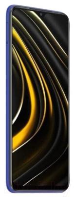 Смартфон POCO M3 4GB/64GB (синий)