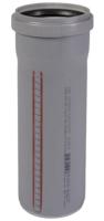 Труба внутренней канализации Ostendorf Optima 90x2.2x500 / 114020 -