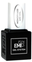 Моделирующий гель для ногтей E.Mi MonoPhase Led Gel (9мл) -