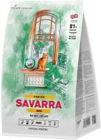 Корм для кошек Savarra Adult Sterilized Duck & Rice (0.4кг) -