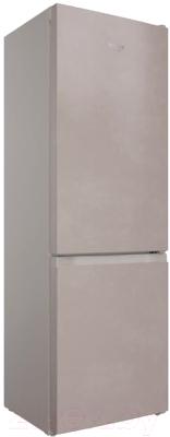 Холодильник с морозильником Hotpoint-Ariston HTR 4180 M