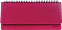 Планинг Brauberg Rainbow / 111699 (розовый) -