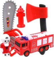Игровой набор пожарного Наша игрушка M9602 -