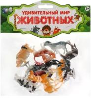 Набор фигурок Наша игрушка Ферма / LT02-1 -