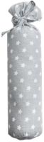 Ортопедическая подушка Amaro Home Aroma Roll Звезды / HOME-8004-ARZvS (серый) -