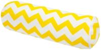 Ортопедическая подушка Amaro Home Smart Roll Зигзаг / HOME-8003-SRZJ (желтый) -