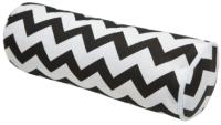 Ортопедическая подушка Amaro Home Smart Roll Зигзаг / HOME-8003-SRZCh (черный) -