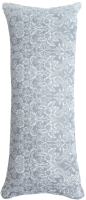 Ортопедическая подушка Amaro Home Eco Line Дамаск / AH218007ELDS/11 (серый) -