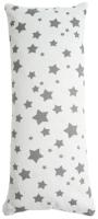 Ортопедическая подушка Amaro Home Eco Line Звезды / AH218007ELZvB/00 (белый) -