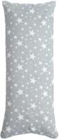 Ортопедическая подушка Amaro Home Eco Line Звезды / AH218007ELZvS/11 (серый) -