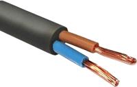 Провод силовой Поиск-1 ПВС 2х0.75 / 1158839931503 Ч (100м) -