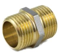 Ниппель для радиатора Aquasfera Ду 25 НР / 027-8966 -