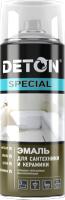 Эмаль Deton Special Алкидная для ванн и керамики (520мл, белый) -