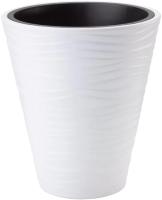 Кашпо Formplastic Sahara Dunes / 2720-011 (белый) -
