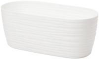 Кашпо Formplastic Sahara Petit / 3130-011 (белый) -