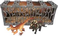 Набор фигурок Наша игрушка Динозавры / 610-97 -