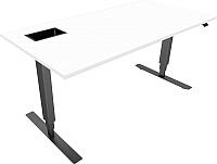 Письменный стол Standard Office PALTeK1808-27 (с электрической регулировкой) -