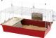 Клетка для грызунов Ferplast Rabbit100 New / 57052370 (красный) -