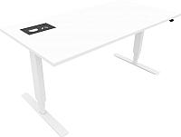 Письменный стол Standard Office PALTeK1608-6 (с электрической регулировкой) -
