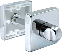 Фиксатор дверной защелки Morelli LUX-WC-Q CRO -