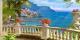 Фотообои Citydecor Сицилия фреска (300x150) -
