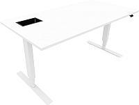 Письменный стол Standard Office PALTeK1408-17 (с электрической регулировкой) -