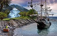 Фотообои Citydecor Пиратский корабль (400x254) -
