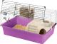 Клетка для грызунов Ferplast Cavie 15 Tris / 57077470 (фиолетовый) -