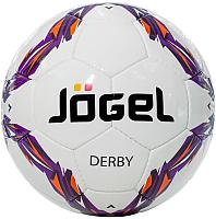 Футбольный мяч Jogel JS-560 Derby (размер 5) -