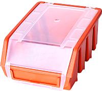 Органайзер для инструментов Patrol Ergobox 3 Plus (оранжевый, 170x240x126) -