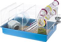 Клетка для грызунов Ferplast Paula / 57906411 (голубой) -
