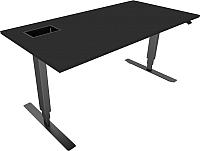 Письменный стол Standard Office PALTeK1608-7 (с электрической регулировкой) -