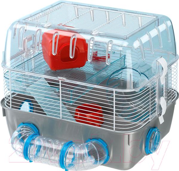 Купить Клетка для грызунов Ferplast, Combi 1 Fun / 57926499, Италия, белый