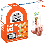 Автосигнализация StarLine A93 2can+2lin -