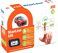 Автосигнализация StarLine A96 2can+2lin -