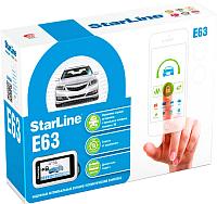 Автосигнализация StarLine E63 -
