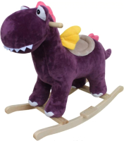 Качалка-каталка Наша игрушка Динозаврик / WJ-860 -