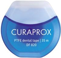 Зубная нить Curaprox С хлоргексидином (35м) -