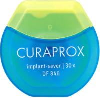 Зубная нить Curaprox Implant-Saver Из микроволокна  (30шт) -