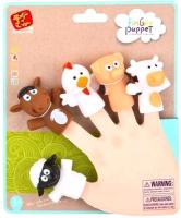 Набор пальчиковых кукол Tang Le Xing Животные / TL-14 -