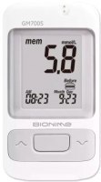 Глюкометр Bionime Rightest GM 700S -