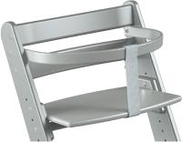 Ограничитель для стульчика Конек Горбунек Комфорт (серый металлик) -