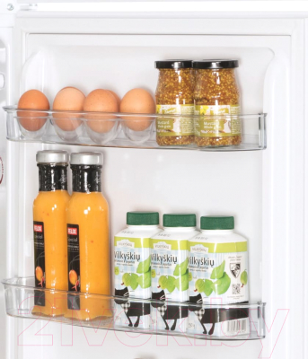 Холодильник с морозильником Snaige FR26SM-PRC30E