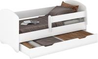 Односпальная кровать Славянская столица 34205-70 2042x1000x655 -