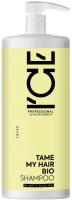 Шампунь для волос Ice Professional Tame Для тусклых и вьющихся волос (1л) -