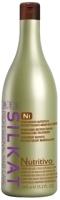 Шампунь для волос BES N1 Silkat Nutritivo питательный для сухих обесцвеченных волос (300мл) -