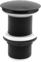 Донный клапан PEA T170151 (черный) -
