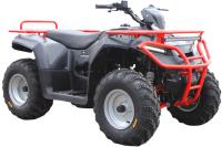 Квадроцикл Irbis Motors ATV 250 (красный) -