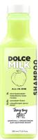 Шампунь для волос Dolce Milk С пребиотиком для здоровья волос Райские яблочки (350мл) -