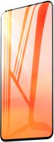 Защитное стекло для телефона Volare Rosso Fullscreen FG Light Series для Redmi Note 10/10S (черный) -